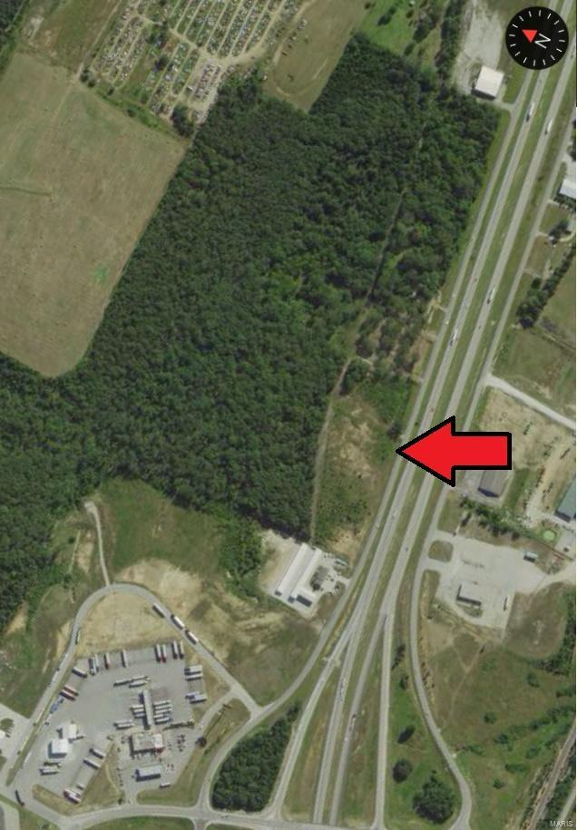 Farm for sale – 0  N. Outer Rd & Hwy V Overpass   Rolla, MO
