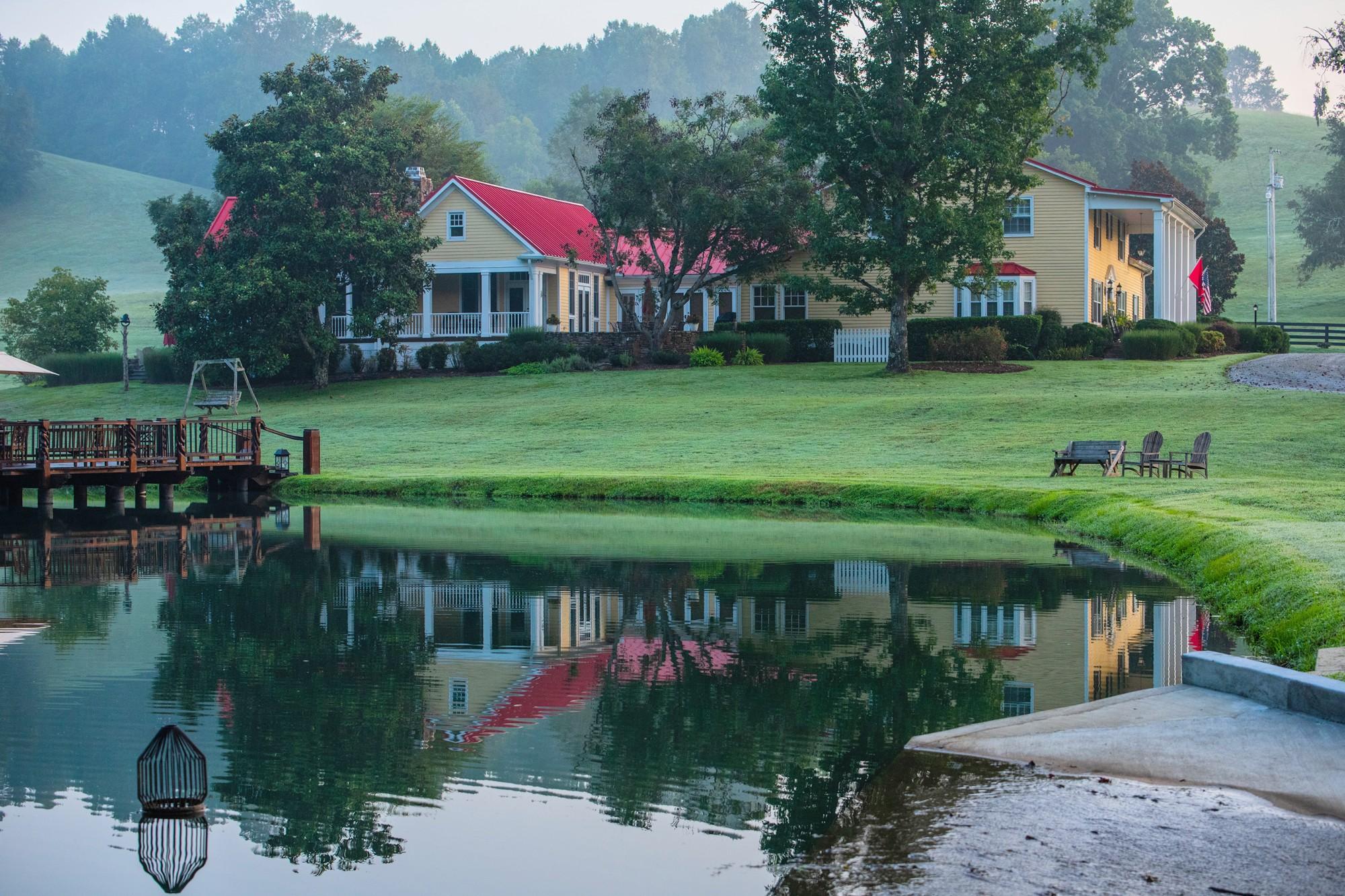 Farm for sale – 5239  Leipers Creek Rd   Santa Fe, TN