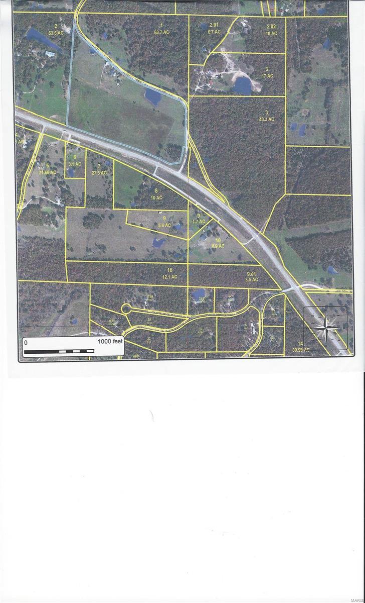Farm/Ranch/Land for sale – 0  Highway 72   Salem, MO