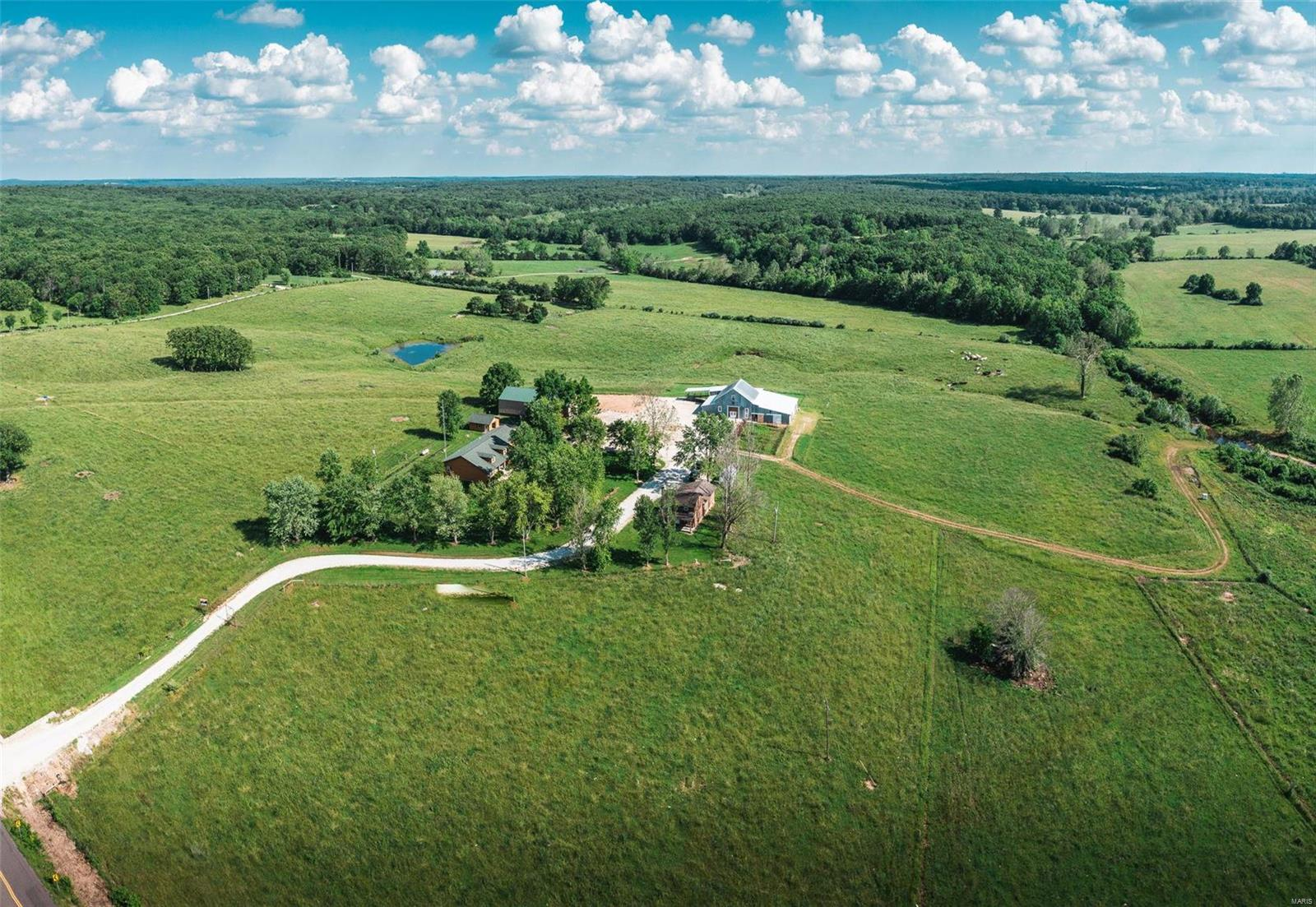 Farm for sale – 22380  State Route P   St James, MO