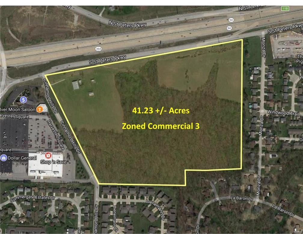 Commercial Sale for sale – 3428  Harvester   St Peters, MO