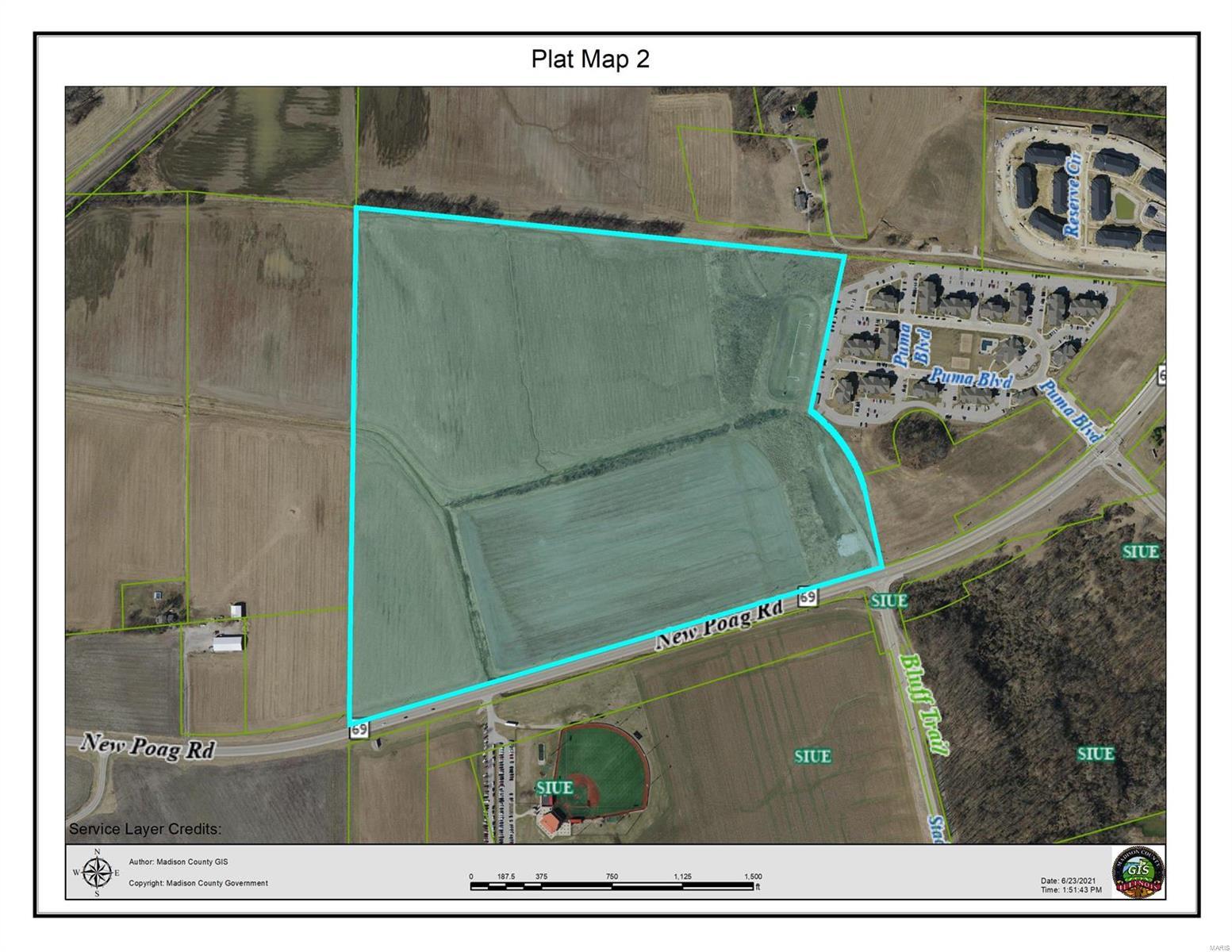 Farm for sale – 0  New Poag   Edwardsville, IL