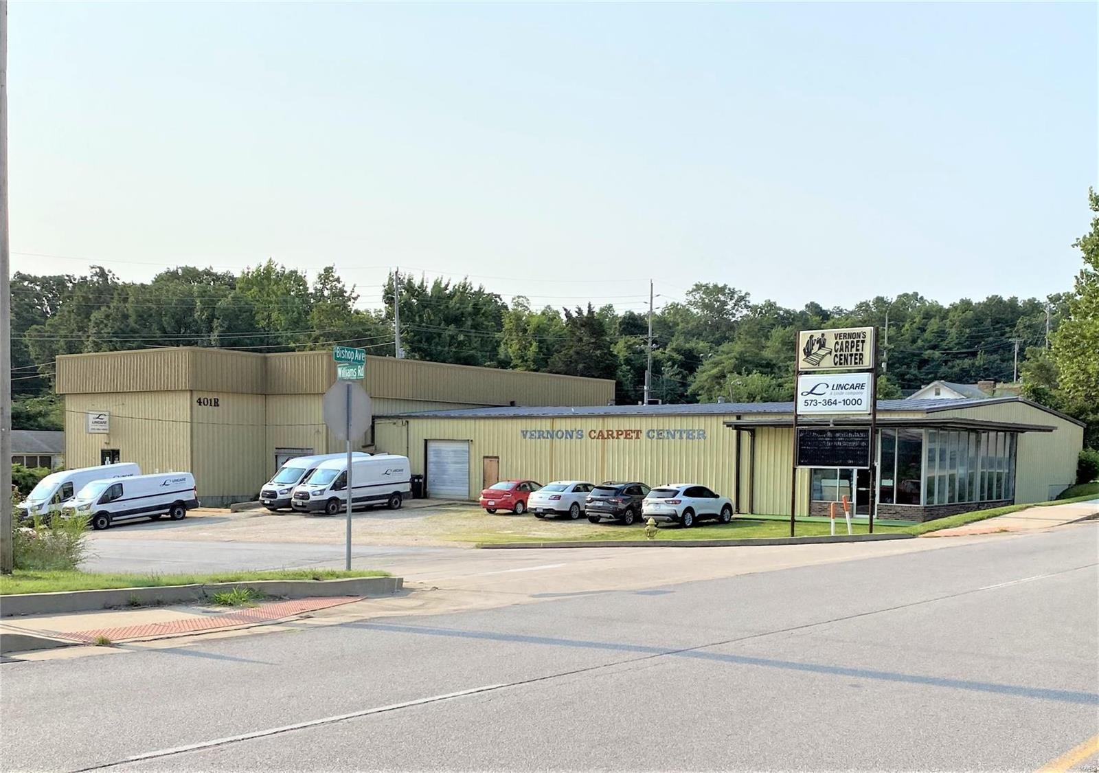 Commercial Sale for sale – 401  Bishop   Rolla, MO