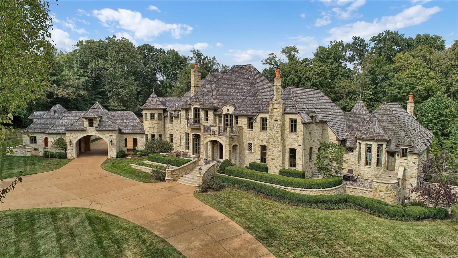 Residential for sale – 9847  Litzsinger   Ladue, MO