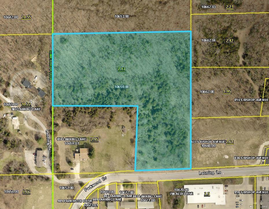 Land for sale – 0  Lanning   Rolla, MO