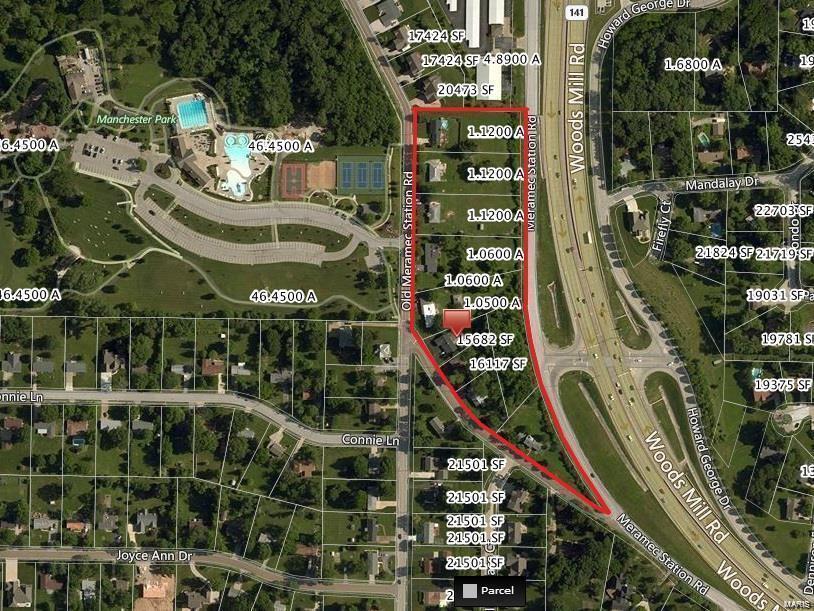 Commercial Sale for sale – 411  Meramec Station   Ballwin, MO