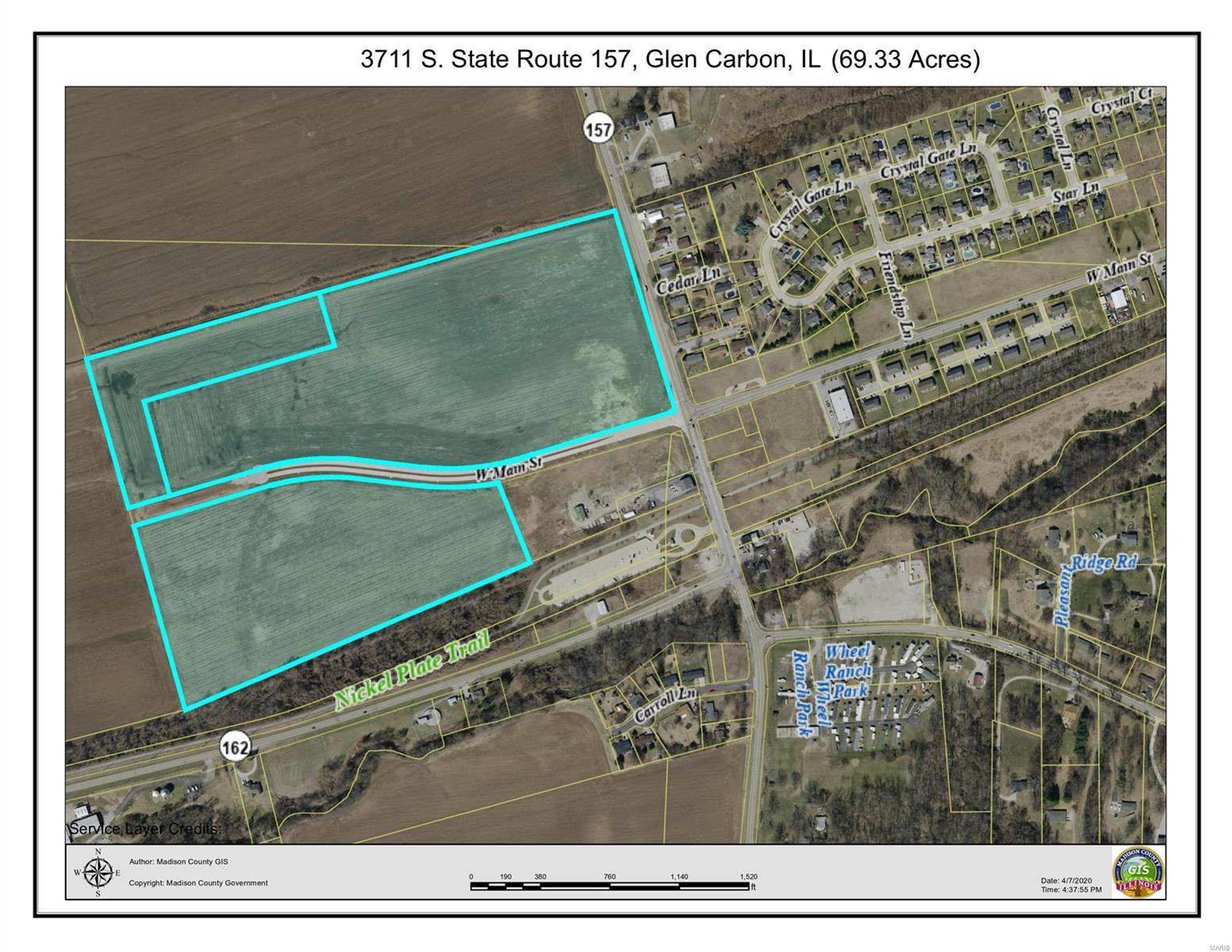 Commercial Sale for sale – 3711  State Route 157   Glen Carbon, IL