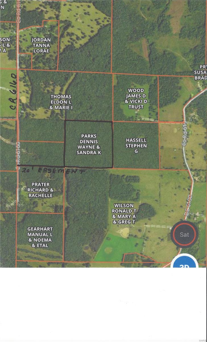 Farm/Ranch/Land for sale – 0  County Road 6160   Salem, MO