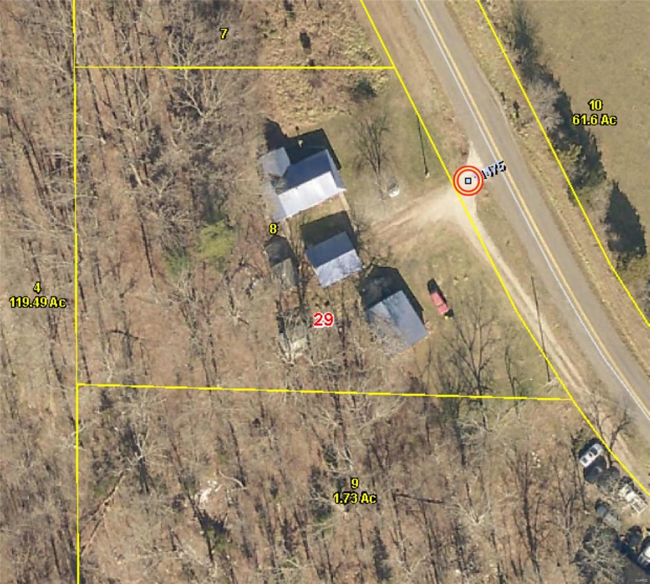 Land for sale – 11475  Highway MM   Dixon, MO