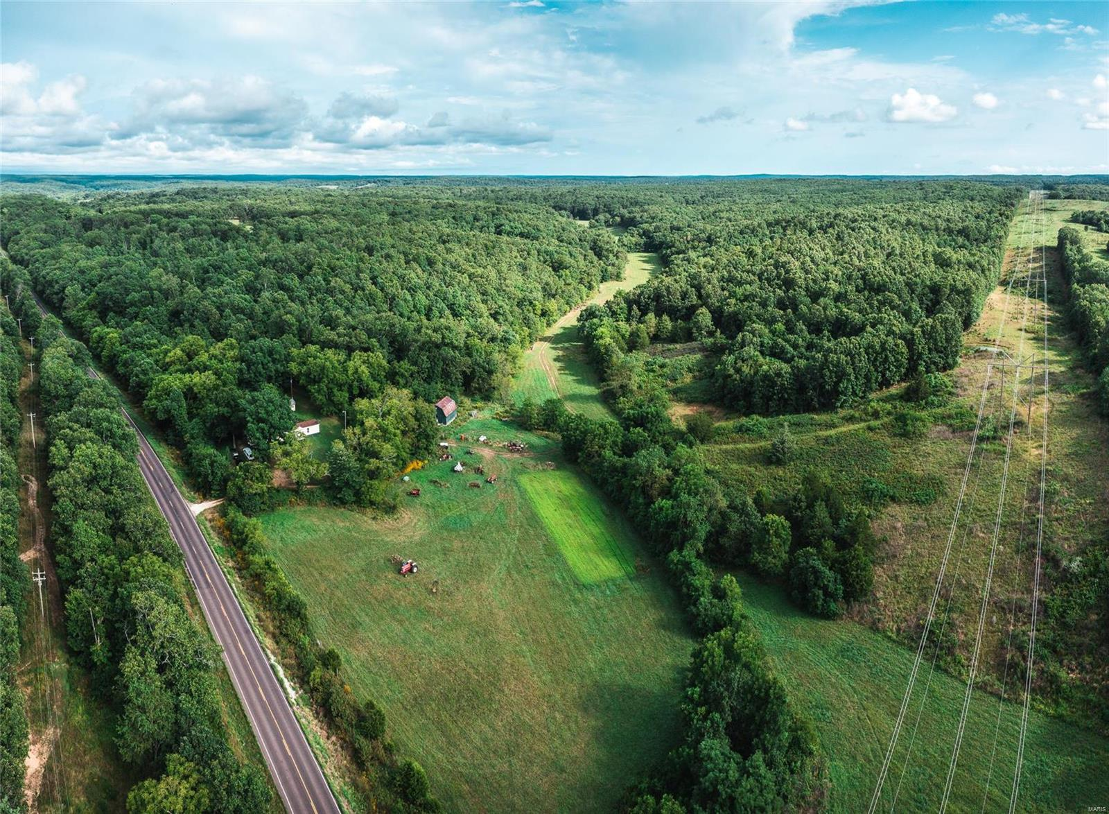 Farm for sale – 5740  Highway 32   Salem, MO